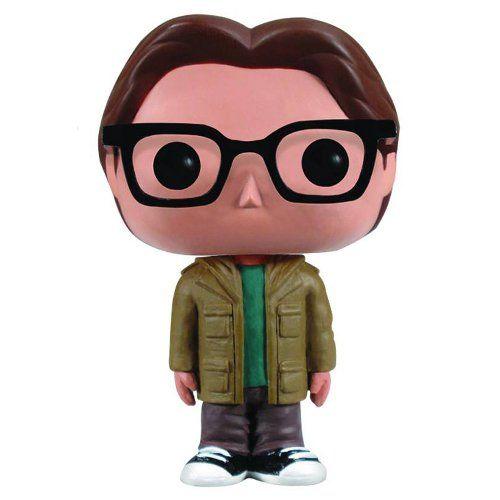 Collection The Big Bang Theory - Figurine Funko Pop
