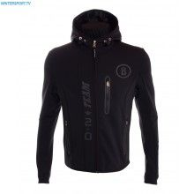 Bogner Men Logan Team Soft Shell Jacket – Black