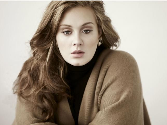 Adele- my hero.... she can always get my son to sleep when no one else can