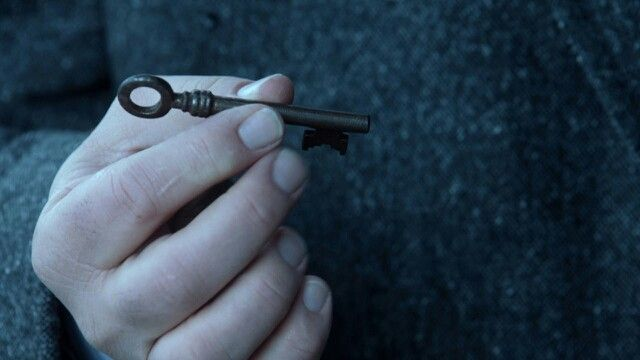 That darn key had always been a mystery to Cecilia. She'd never thought of it as…