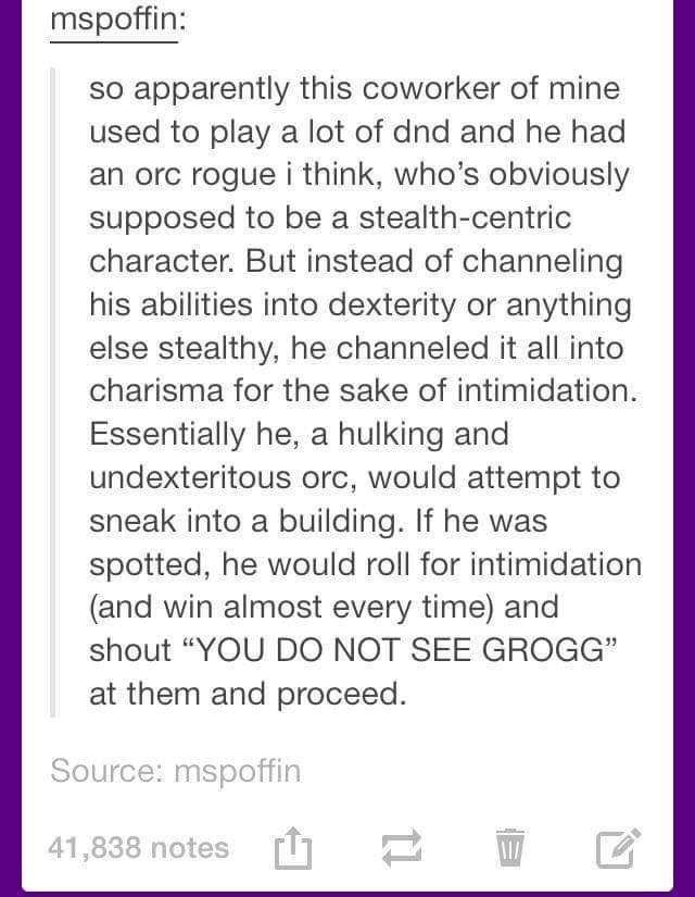 What even is D&D. I mean, with all these stories about stuff that happens in it..... *shakes head*