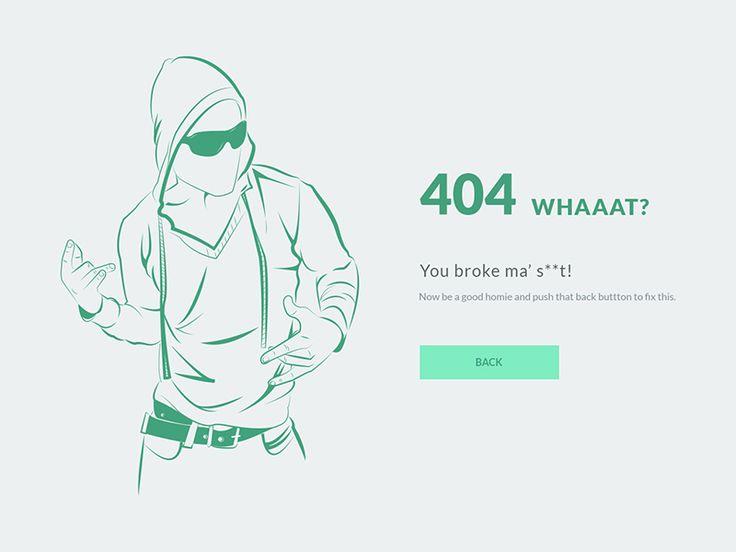 DwP 404 by Drawithpixels