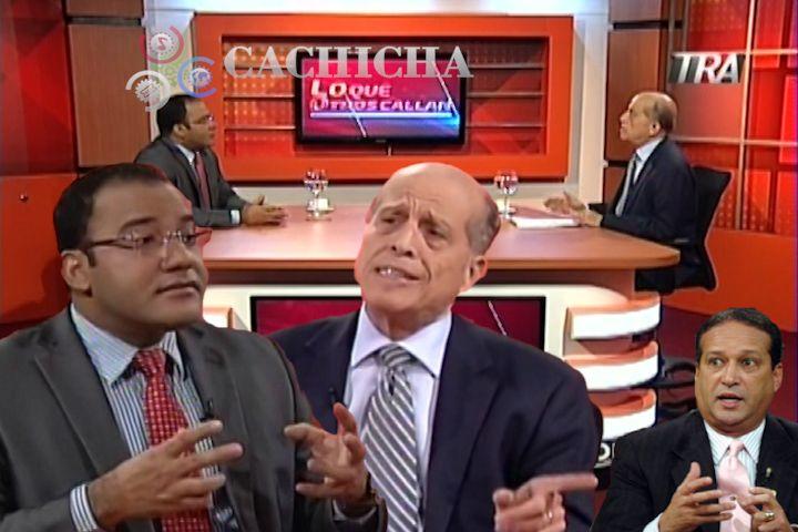 """Salvador Holguín Entrevista A Max Puig: Refuta Las Afirmaciones De Reinaldo Pared,  """"El Tiempo De Dialogar Sobre La Ley De Partidos Ya Pasó"""""""