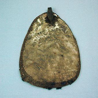 Bck of waist pocket from 1799.
