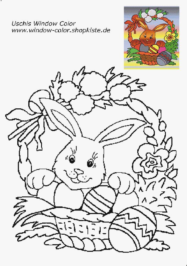 Ostern -Vorlagen 3 Ostern vorlagen Malvorlagen frühling