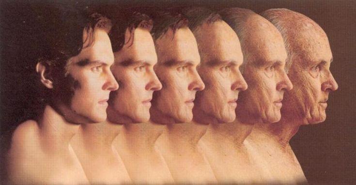 envejecimiento, ejemplo de redox
