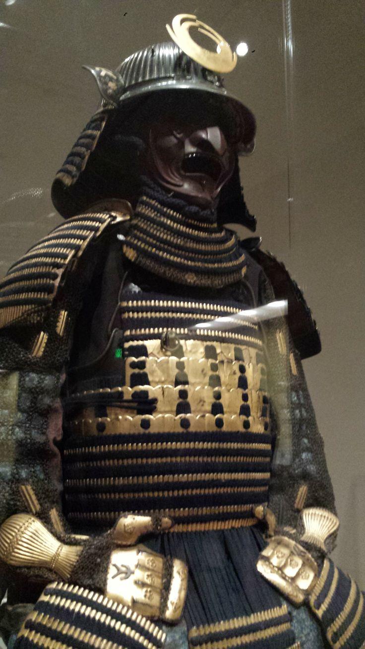 Samurai Exhibit, Portland Art Museum. | Draw your sword ...