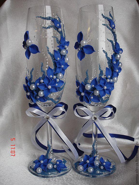 Taça decorada
