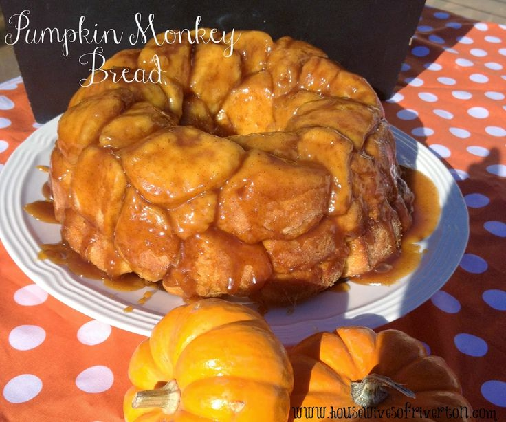leather wallets Pumpkin Monkey Bread   where has this recipe been all my life