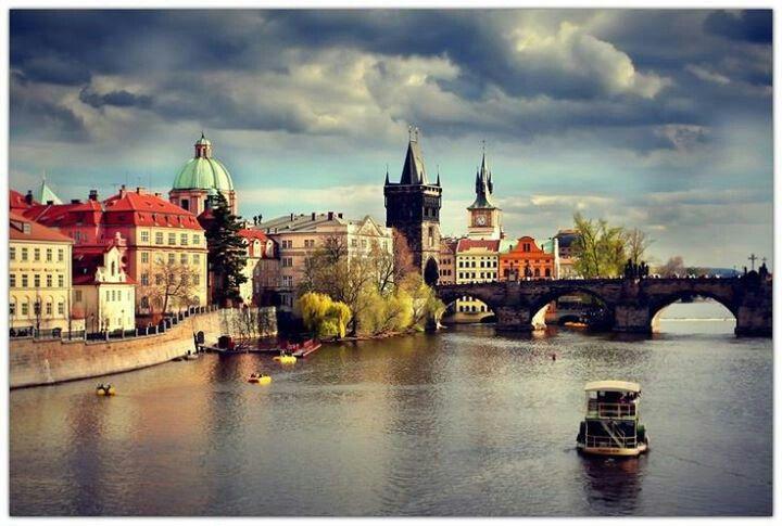 Praha/Prague, Czech Republic