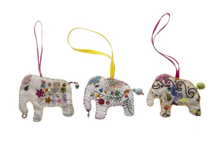 #www.lottemyrthue.dk  Elefanter/elephants