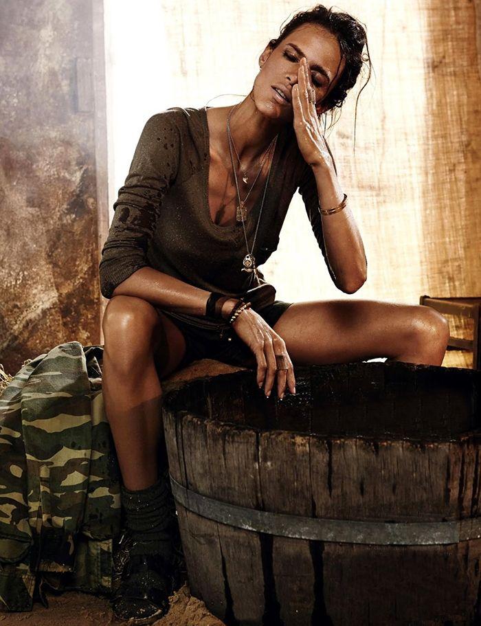 Aymeline Valade by Giampaolo Sgura for Vogue Paris 2013