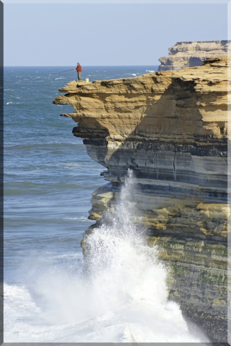 Western Sahara Coast… Amazing.