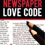 Quick and Easy Romance Newspaper Love Code