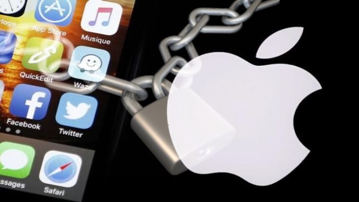 Apple issues iPhone software update after fake police ransomware scam