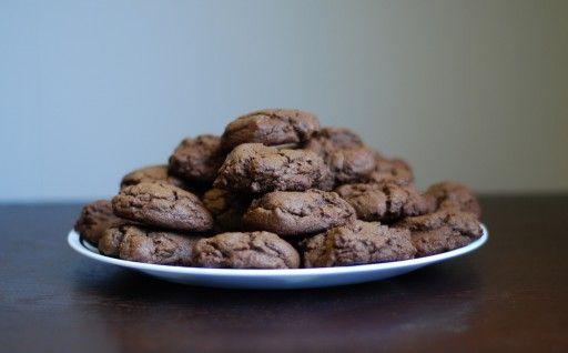 Chocolade-pecan koekjes - Culy.nl