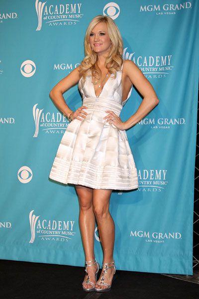 Carrie Underwood wurde zur Entertainerin des Jahres bei den Academy of Country Music (ACM) Awards ernanntCarrie Underwood / ©WENN.comDie