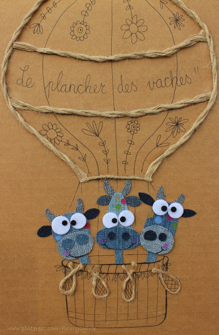 http://www.toutpetitrien.ch/collec/ et https://pinterest.com/fleurysylvie/mes-creas-la-collec/ Vive le plancher des vaches !#jeans #recycle