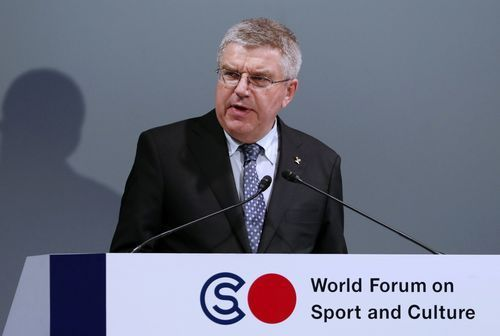 AP                  Published 3:40 p.m. ET April 3, 2017 | Updated 2 hours ago        FILE – A Thursday, Oct. 20, 2016 file photo showing International Olympic Committee President Thomas Bach delivering a speech at World Forum on Sports and Culture in Tokyo. Ahead of key...  http://usa.swengen.com/olympic-bidders-la-paris-meet-ioc-panel-on-2024-2028-award/