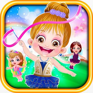 Enjoy a thrilling Fairyland competition between Baby Hazel and Ice fairy https://www.youtube.com/watch?v=aho9WRTYCMA