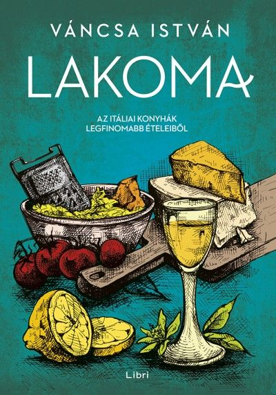 Váncsa István nagy sikert aratott szakácskönyve, a Lakoma második része az olasz konyha remekeit veszi sorra a szerzőtől már megszokott módon, szórakoztató, irodalmi, anekdotázó stílusban.A komoly kutatómunkával összeállított gasztronómiai vallomás a tradicionális olasz étkezés tagolásához igazodva négy nagyobb részből áll: Antipasti, Primi, Secondi és Dolci. Az olvasó ízlése dönti el, hogy lineárisan halad-e a talján konyhatörténelemben, vagy kedvére szemezget a receptek között, egy-egy…