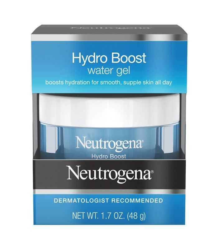 Neutrogena Hydro Boost Hydrating Water Gel Face Moisturizer With Hyaluronic Serum 1 7 Fl Oz Best Drugstore Moisturizer Drugstore Facial Moisturizer Gel Face Moisturizer