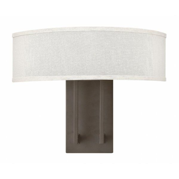 Allenhurst 1 Light Flush Mount Metal Wall Light Wall Sconce Lighting Plug In Wall Sconce