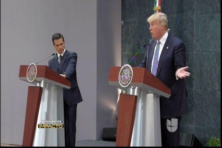 Guerra De Tweets Entre Mandatarios De México Y Estados Unidos Luego De Cancelar Cita De Peña Nieto Y Trump