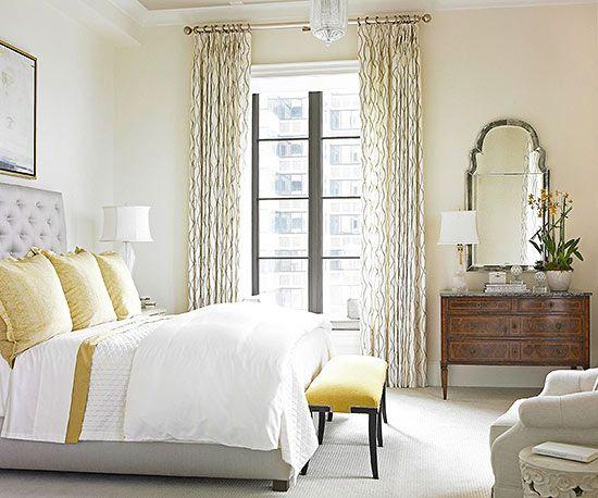 61 best sherwin williams alabaster images on pinterest for Neutral bedroom schemes