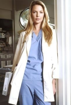 "Katherine Heigl played ""Dr. Isobel 'Izzie' Stevens"" on ""Grey's Anatomy""."