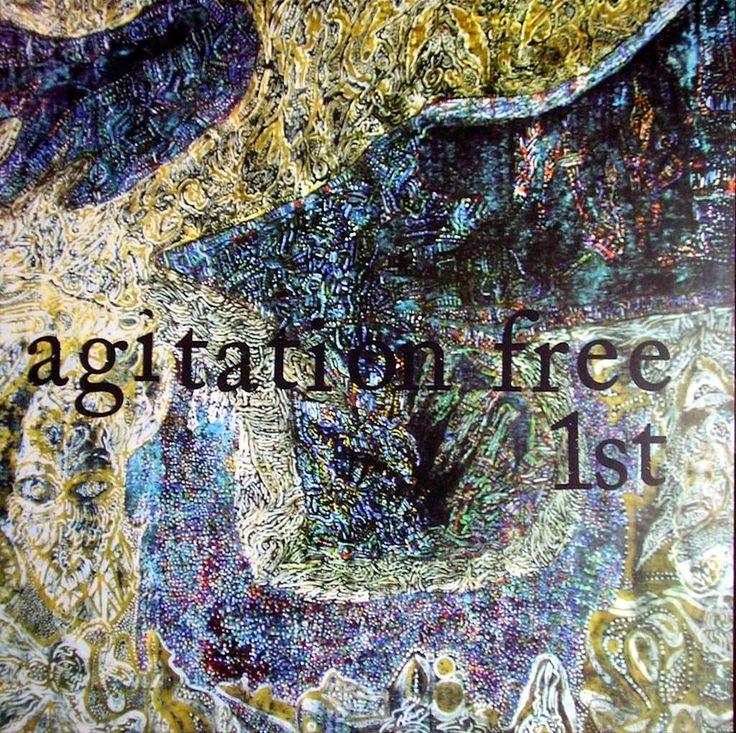 Agitation Free - 1st Live at Tu Mensa Berlin 1972