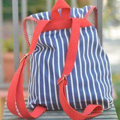 mochila infantil Caperucita Roja