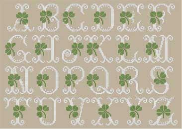 Ant of Sweden - The Needlework Shop - Cross stitch charts & Needlework kits. Free chart