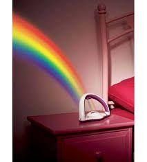 Buy Kawachi Romantic Colourful LED Projector Lucky Rainbow Light Small Night Light LED Residential Lighting on bdtdc.com