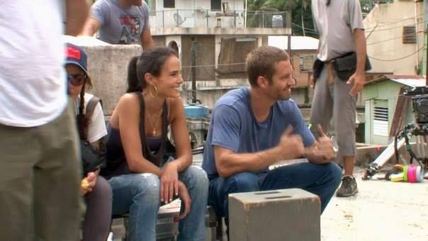 Paul and Jordana - set FF5