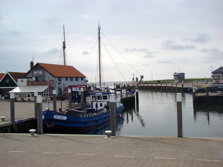 De Rival in de haven van Oudeschild - Texel © Marlon Paul Bruin
