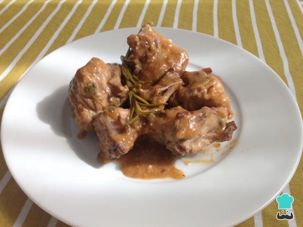Aprende a preparar conejo en salsa con esta rica y fácil receta. El conejo es una carne blanca y magra rica en vitamina B12. La vitamina B12 es muy recomendable para...