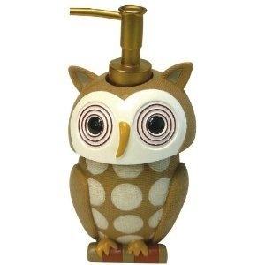 Soap Dispenser · Owl Bathroom DecorBathroom IdeasBath ...