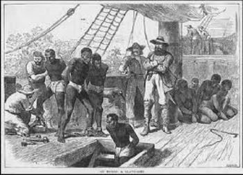 The PowerPoint gives students an overview to origins of the Slave Trade.I always…