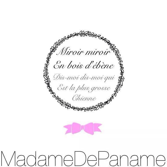 47 best images about madame de paname on pinterest for Miroir lyrics