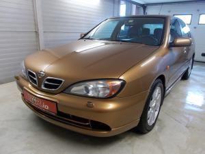eladó Nissan-Primera-2.0-Automata használtautó