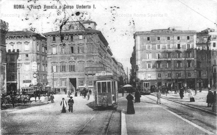 Piazza Venezia 1913
