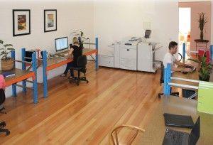 Open Desk - Beaumaris