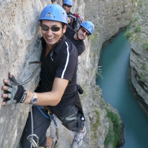 A flexible alpine activity holiday in South East France.