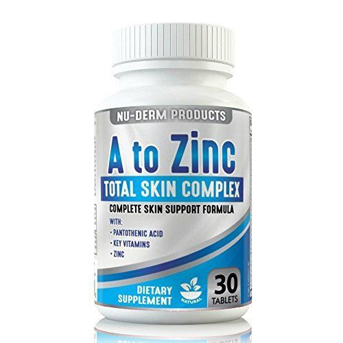 ACNE TREATMENT Acne Vitamins A to Zinc Blackhead Removal Supplement Best Acne Vulgaris Pills and Rosacea Treatment Reduce Benzoyl Peroxide and Acne Cream UseAcne Pills Pimple Treatment All Ages -- For more information, visit image link.