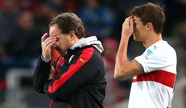 Der VfB Stuttgart trennt sich von Alexander Zorniger. --- Der nächste Trainerwechsel beim VFB. Nach der katastrophalen Saison bisher die richtige Entscheidung?