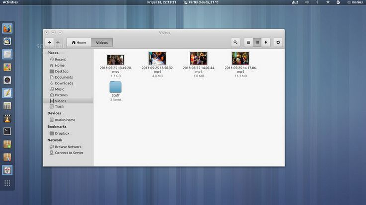 How to Enable Video Thumbnails in Arch Linux with GNOME.  The following tutorial will teach Arch Linux users who use the GNOME desktop environment how to enable thumbnails for video files. - See more at: http://www.linuxandroid.me/how-to-enable-video-thumbnails-in-arch-linux-with-gnome-pdf/