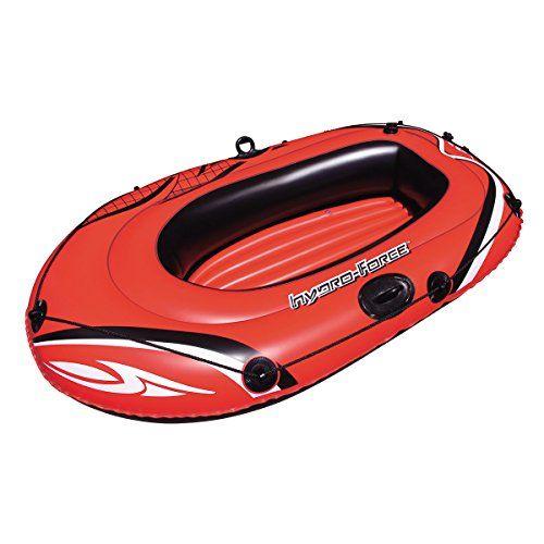 Mgm – 61099eu – Jeu D'eau – Bateau Gonflable -155x93cm 3 Chambres 1 Pers Maxi 80 Kg: Description du produit: Super bateau gonflable idéal…