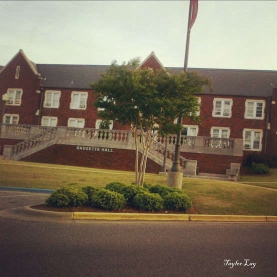 Jacksonville State University   My 1970 Dorm Part 23