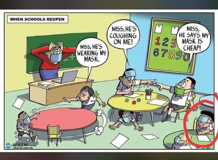 Except No Ppe School Reopen Back To School Funny School Humor